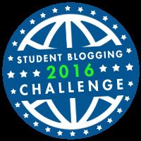 Student Blogging Challenge Badge